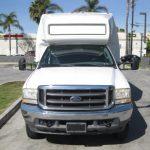 Ford F550 32 passenger charter shuttle coach bus for sale - Diesel 3