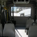 Ford E350 6 passenger charter shuttle coach bus for sale - Gas 5