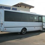 Freightliner 31 passenger charter shuttle coach bus for sale - Diesel 5