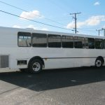Freightliner 45 passenger charter shuttle coach bus for sale - Diesel 2