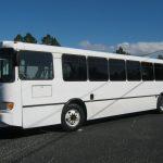 Freightliner 45 passenger charter shuttle coach bus for sale - Diesel 4