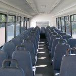 Freightliner 45 passenger charter shuttle coach bus for sale - Diesel 5