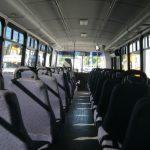 Freightliner 45 passenger charter shuttle coach bus for sale - Diesel 6