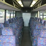 Freightliner 31 passenger charter shuttle coach bus for sale - Diesel 6