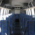 Ford F550 32 passenger charter shuttle coach bus for sale - Diesel 7