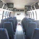 Ford F550 32 passenger charter shuttle coach bus for sale - Diesel 8