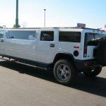 Hummer 10 passenger charter shuttle coach bus for sale - Gas 3