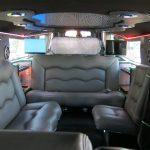 Hummer 10 passenger charter shuttle coach bus for sale - Gas 6