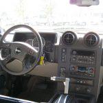 Hummer 10 passenger charter shuttle coach bus for sale - Gas 7