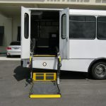 Ford F550 30 passenger charter shuttle coach bus for sale - Gas 5