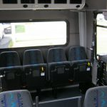 Ford F550 30 passenger charter shuttle coach bus for sale - Gas 7