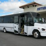 Freightliner 29 passenger charter shuttle coach bus for sale - Diesel 1