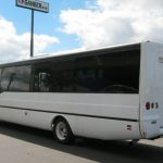 Freightliner 29 passenger charter shuttle coach bus for sale - Diesel 2