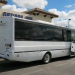 Freightliner 29 passenger charter shuttle coach bus for sale - Diesel 3