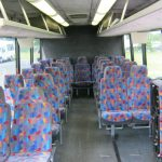 Freightliner 29 passenger charter shuttle coach bus for sale - Diesel 6