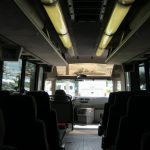 Freightliner 29 passenger charter shuttle coach bus for sale - Diesel 8