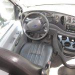 Ford E450 15 passenger charter shuttle coach bus for sale - Gas 8