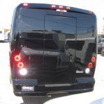Freightliner M2 43 passenger charter shuttle coach bus for sale - Diesel 2