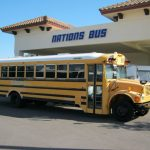 International 30 passenger charter shuttle coach bus for sale - Diesel 1