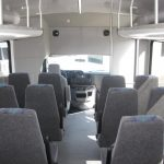 Ford E450 25 passenger charter shuttle coach bus for sale - Gas 7