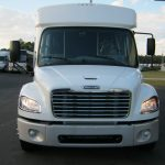 Freightliner M2 33 passenger charter shuttle coach bus for sale - Diesel 2