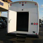 Freightliner M2 33 passenger charter shuttle coach bus for sale - Diesel 5
