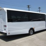 Ford F550 29 passenger charter shuttle coach bus for sale - Diesel 2