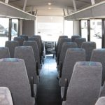 Ford F550 29 passenger charter shuttle coach bus for sale - Diesel 5