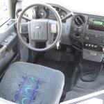 Ford F550 29 passenger charter shuttle coach bus for sale - Diesel 6