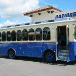 Freightliner 20 passenger charter shuttle coach bus for sale - Diesel 1