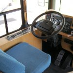 Freightliner 20 passenger charter shuttle coach bus for sale - Diesel 8