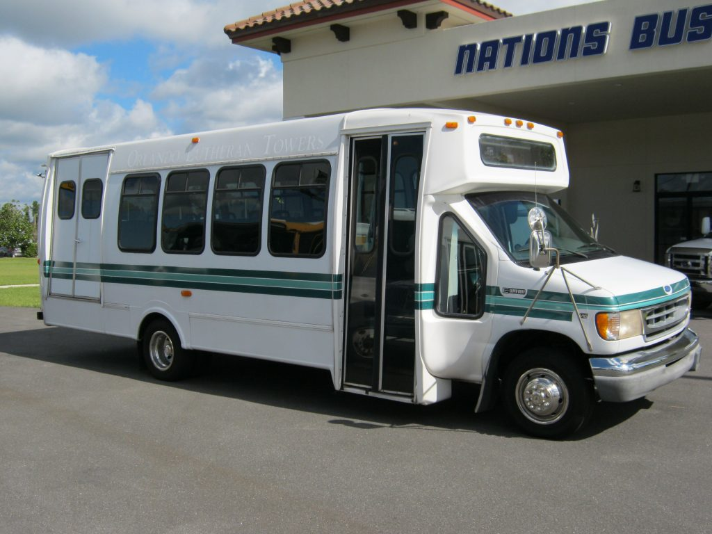 1997 Turtle Top Terra Transit 280 P/T