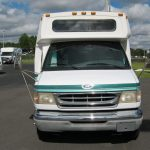 Ford E450 20 passenger charter shuttle coach bus for sale - Gas 2