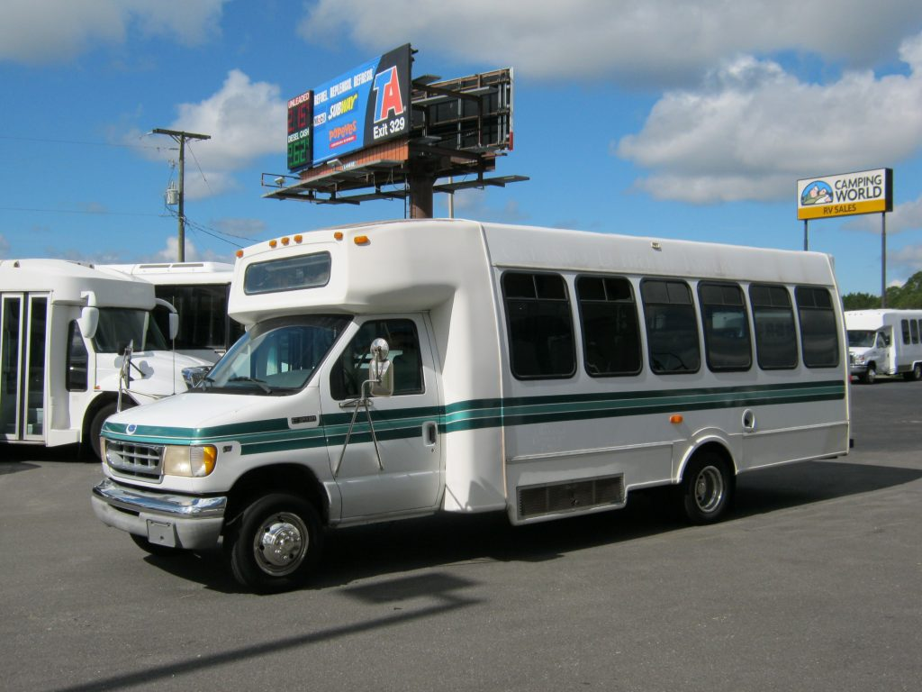 1997 Turtle Top Terra Transit 280 P T Nations Bus