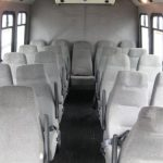 Ford E450 21 passenger charter shuttle coach bus for sale - Gas 5