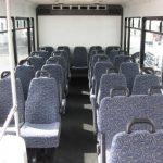 Freightliner 29 passenger charter shuttle coach bus for sale - Diesel 5