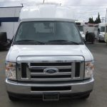 Ford E350 13 passenger charter shuttle coach bus for sale - Gas 2