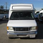 Ford E450 26 passenger charter shuttle coach bus for sale - Diesel 2
