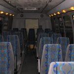 Ford E450 26 passenger charter shuttle coach bus for sale - Diesel 6