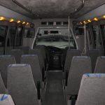 Ford E450 26 passenger charter shuttle coach bus for sale - Diesel 7