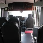 Ford E350 13 passenger charter shuttle coach bus for sale - Gas 6