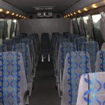 Ford F550 31 passenger charter shuttle coach bus for sale - Diesel 5