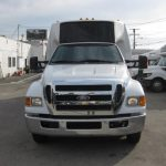 Ford F650 34 passenger charter shuttle coach bus for sale - Diesel 3