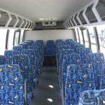 International 32 passenger charter shuttle coach bus for sale - Diesel 8