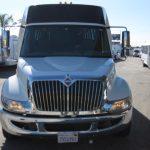 International 32 passenger charter shuttle coach bus for sale - Diesel 3