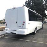 Ford F550 28 passenger charter shuttle coach bus for sale - Diesel 4
