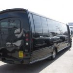 Chevy C5500 37 passenger charter shuttle coach bus for sale - Diesel 4