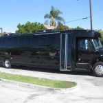 Freightliner M2 48 passenger charter shuttle coach bus for sale - Diesel 1