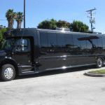 Freightliner M2 48 passenger charter shuttle coach bus for sale - Diesel 3