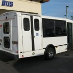 Chevy C3500 8 passenger charter shuttle coach bus for sale - Gas 4